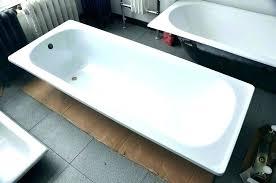 enamel porcelain steel tub on bathtub repair bathtubs enameled stainless oval freestanding weight reviews