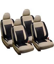 vegas pu leather seat cover for hyundai elite i20