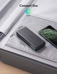 Pin Sạc Dự Phòng RAVPower 20000mAh Quick Charge 3.0 + PD 60W, In/Out  Type-C, Sạc Được Macbook - RP-PB201 - Hàng Chính Hãng - Pin Sạc Dự Phòng Di  Động