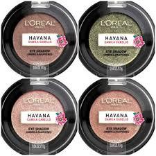 l oréal camila cabello havana eye shadow
