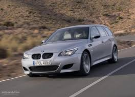 BMW M5 Touring (E61) specs - 2007, 2008, 2009, 2010 - autoevolution