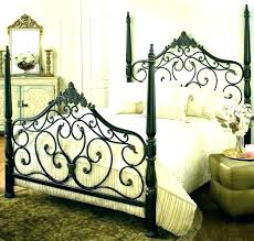 rod iron king bed – convictedrock.com