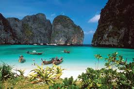 ko phi phi don island most beautiful beach in the world