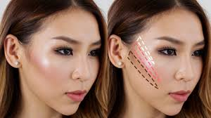 where to highlight how to contour your cheekbones youtube