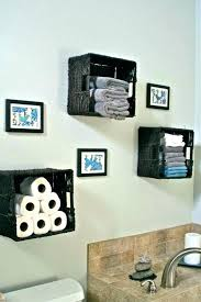 full size of hanging baskets bathroom storage wall for towel rod clips furniture splendid bins awesome