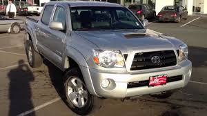 SOLD) 2008 Toyota Tacoma TRD Double Cab V6 4X4 For Sale At Valley ...
