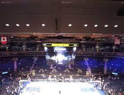 Madison Square Garden Section 211 Seat Views Seatgeek