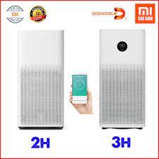 BẢN QUỐC TẾ] Máy Lọc Không Khí Xiaomi 2H - 3H 2019 Mi Air Purifier (31W)