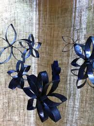 Paper Flower Mobiles Toilet Paper Roll Flower Mobile Lets Get Crafty