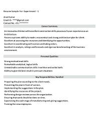 Profiles On Resumes Cfo Sample Resumes Resume Sample Sample Cfo Resume Profiles Resume Pro