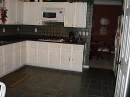White And Black Tiles Kitchen Design Decor Bunch Floor Elegant Taste  Classic Tile Ideas Subway Grey