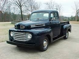 1948-1952 Ford Pickup