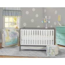 garanimals animal ers crib bedding set piece baby boy bedroom sets furniture blankets kids elephant nursery