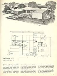 Small Picture 58 best Mid Century Home Plans images on Pinterest Vintage