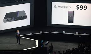 Playstation 3D Display Stand PlayStation TV to soon hit North America and Europe by the end of 37