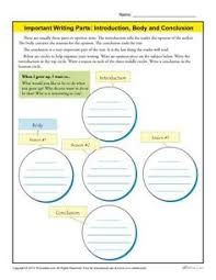 write the conclusion writing activity giant panda passage  introduction body and conclusion worksheet for 3rd grade