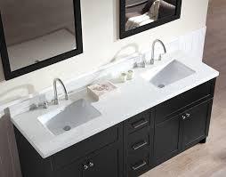 double sink bathroom vanity top. Bathroom Vanity Ariel Hamlet 73 Double Sink Set With White Quartz Chic Design Inch Top