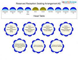 Wedding Seating Chart Etiquette Wedding Seating Etiquette Lovetoknow