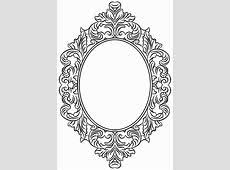 mirror frame drawing. Mirror Frame Drawing M