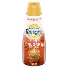 And the situation gets even worse when you are not satisfied with the creamer you are. International Delight Sugar Free Toasted Hazelnut Liquid Coffee Creamer Shop Coffee Creamer At H E B