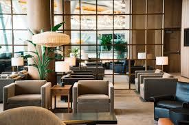 Gulf Air Premium Class Lounge