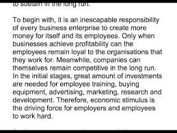 businesses should make money as well as take social  businesses should make money as well as take social responsibility