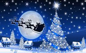 Christmas Night Wallpaper - KoLPaPer ...