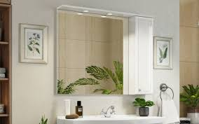 <b>Зеркальный шкаф</b> Comforty Сочи 100 <b>белый глянец</b> в интернет ...