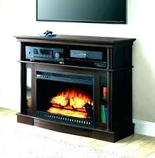 best small electric fireplace insert