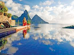 Infinity pool singapore wallpaper Booking Jade Mountain St Lucia Crowdfund Insider The 10 Best Infinity Pools In The World Elite Traveler