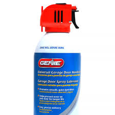 genie garage door spray lubricate 9 oz can oem