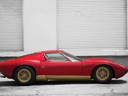 RM Sotheby's - 1971 Lamborghini Miura P400 SV by Bertone ...