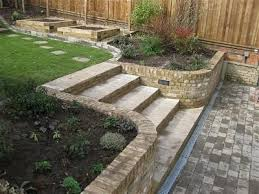 Small Picture 29 best Stepped garden images on Pinterest Garden steps Sloping