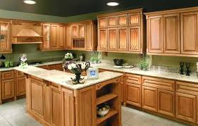 new kitchen colors new kitchen color ideas with light wood cabinets oak also stunning gallery design