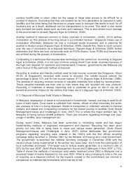 solid waste management final essay final pdf 7