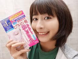 栗子龍夢柔の髪型がかわいい肌もきれいでケア方法が気になる