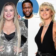Miley Cyrus, Kelly Clarkson ...