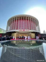 افتتاح الجناح الصيني في معرض إكسبو دبي 2020