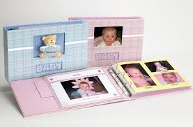Baby Photo Album Book Forever Baby Book Keepsake Photo Album Baby Girl Gift