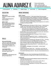Resume In Spanish Example] Spanish Teacher Resume Samples Visualcv .