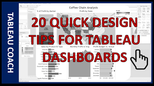 Tableau Dashboard Layout Design 20 Quick Design Tips For Tableau Dashboards