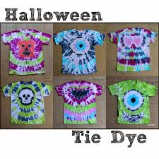 Tie Dye Patterns Custom Doodlecraft Halloween Tie Dye Party