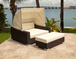 sunbrella lounge chair patio daybeds patio daybed