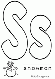Small Picture Letter S Coloring Pages Coloring Pages Coloring Home