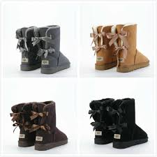 ugg winter new australia classic snow boots womens winter boots fashion ankle plus cotton