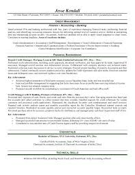 ... Ideas of Sample Resume For Credit Manager With Summary