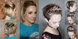 Differentes Coiffures Cheveux Courts Idee Coupe Abc Coiffure