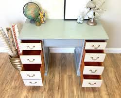 vintage home office desk. Vintage Home Office Desk Wood Furniture U