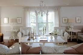 Traditional Living Room Decor Large Wall Decorating With Shutters And White Curtains For Small