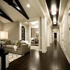 dark brown hardwood floors. Wonderful Dark Contemporary Hallway Features Dark Hardwood Flooring In Brown Floors Y